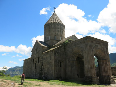 Tatev church
