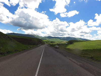 Velvet green Armenia