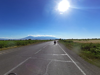 Riding towards Ararat