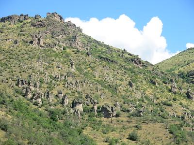 This looks a bit like Cappadocia