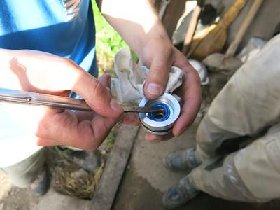 Finding the well hidden seal