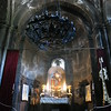 Main altar at Geghard Monastery