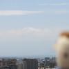 Stressmannetje is very impressed with Mount Ararat