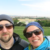Selfie at Schönbrunn