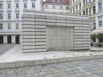 Jewish Memorial in Vienna