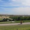 Schönbrunn in the sun