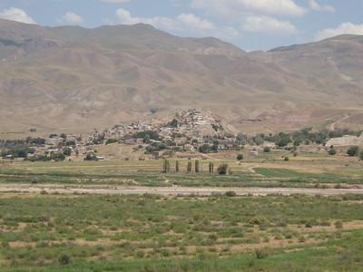 Village in Northern Iran