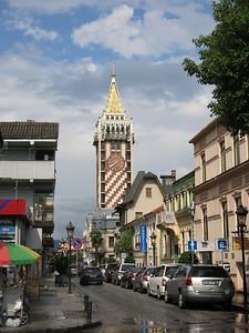 Cosy Batumi streets