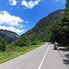 Georgeous nature on the road into Svaneti