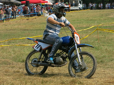 Motocross style