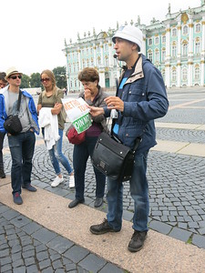 Our guide Vlad