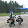 Entering Karelia