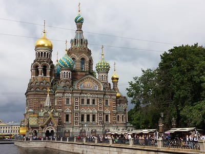 Church of Our Saviour on Spilled Blood