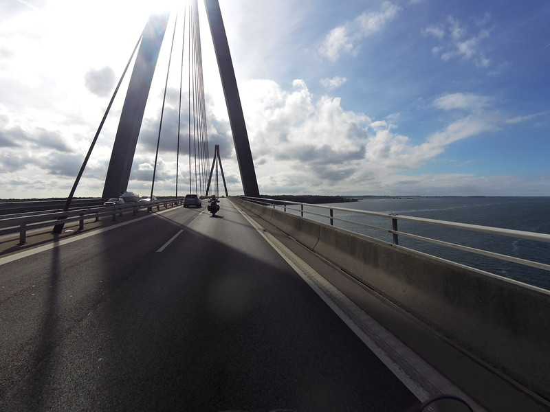 Crossing into Denmark B&B