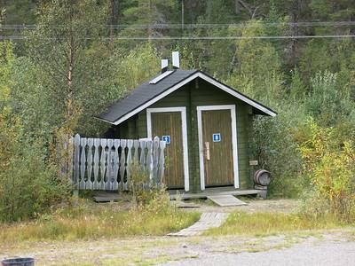 Public toilets, Finnish style