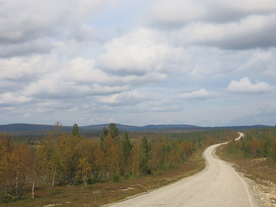 Beautiful Finnish countryside