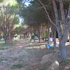 Our camp site near Bandirma