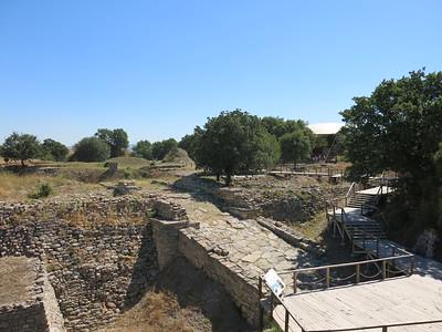 More Troyan ruins