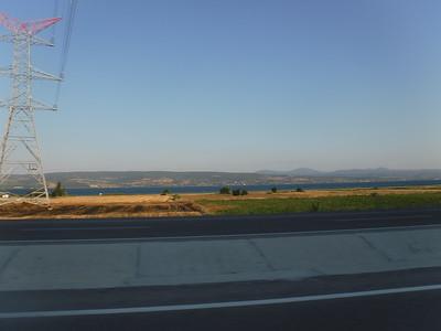 The Marmara Sea