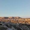 View from Sunset point in Göreme
