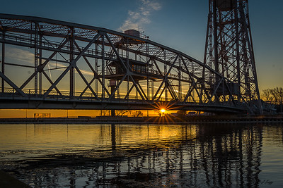 Aerial LIft Bridge,Duluth, MN