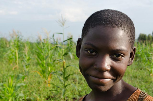 Chasing Grasshoppers, Uganda
