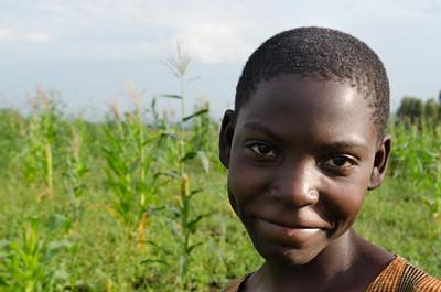 Chasing Grasshoppers in Uganda