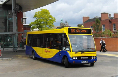319 - AU58AKK - Norwich (bus station) - 30.7.12