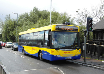 440 - AN61BUS - Wroxham - 30.7.12