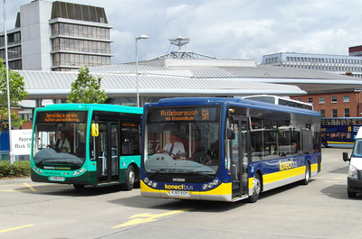 409 - YJ57EGY - Norwich (bus station) - 30.7.12