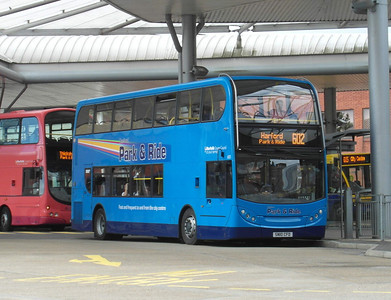 600 - SN10CFD - Norwich (bus station) - 30.7.12