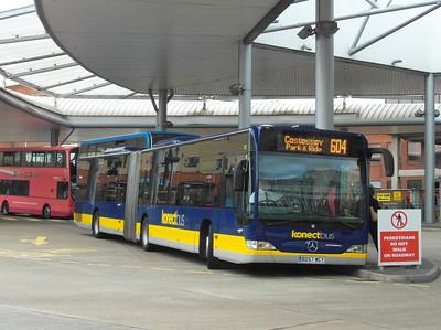 Go Ahead Konectbus