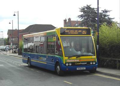304 - YK08EUC - Sheringham (Station Approach) - 29.7.12