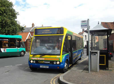 302 - YJ07EGF - Wells-next-the-Sea (The Buttlands) - 2.8.12