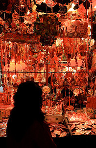 Hong Kong is known as a shopper's paradise and you can find all kinds of trinkets in the city markets which stay open late into the night.
