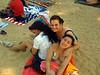 Con Kesia, Ivan y Anamari