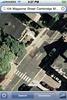 Camaro visto por el satélite