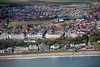 Bridlington from the air.
