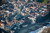Aerial photo of Cromer.