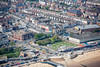 Aerial photo of Cleethorpes in North East Lincolnshire.