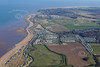 Heacham from the air.