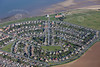 Hunstanton from the air.