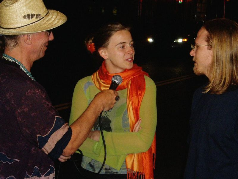 Sept. 2004<BR> The street show