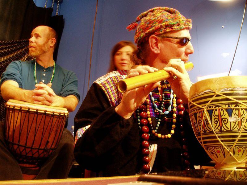 March 2005<BR>Equinox show