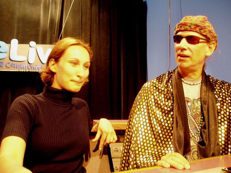 August 2004<BR>Tovarich Anna's show