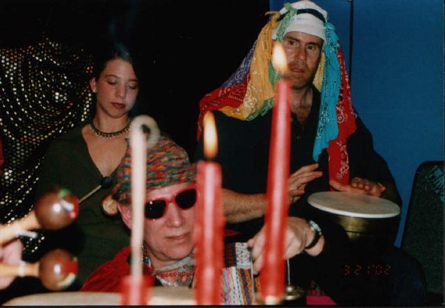 Equinox Show, 2002.