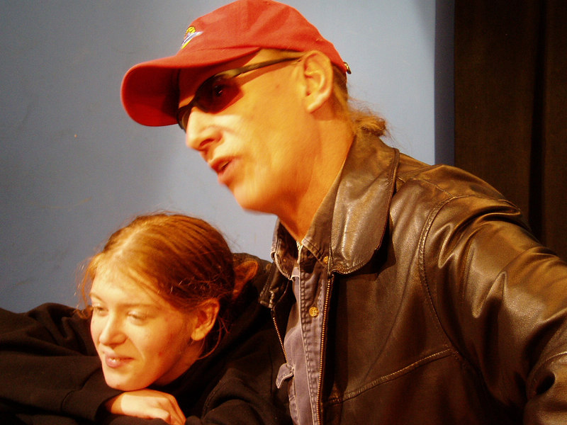 Spring 2006<BR>Steve and jj