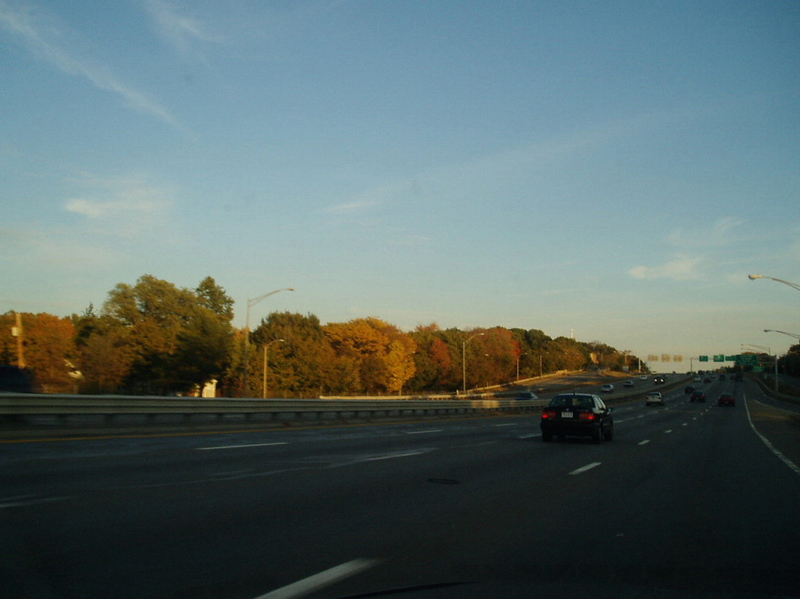 route 2, back from Walden Pond