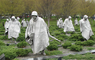 Korean War Memorial-11