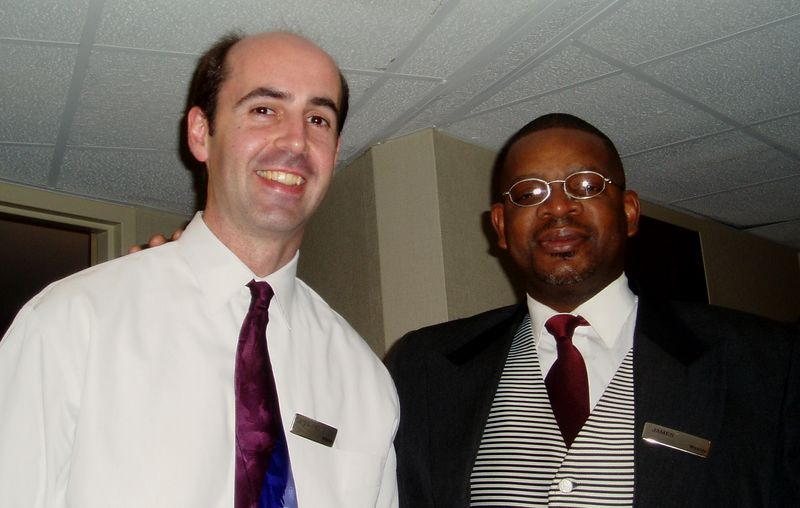 May 2005<BR>Sergio's last few days at The Westin<BR>James, Mr. Jaime